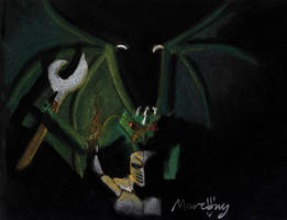 Advanced Dragoning by marcony