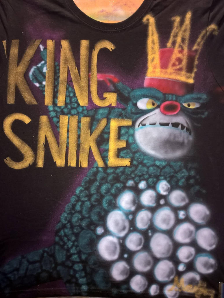 King Snike by marcony