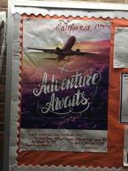 A Poster I Had Just Found While I Was At School by AlmirVelovic