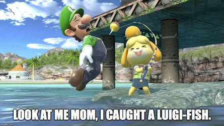 Isabelle (Animal Crossing) Meme by AlmirVelovic