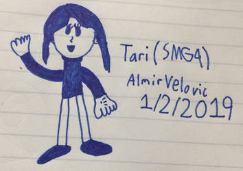 Tari (SMG4) by AlmirVelovic