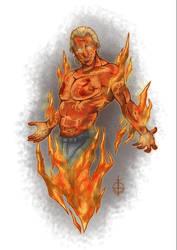 Aldrich killian - Iron Man 3 by ArtofSpecSaru