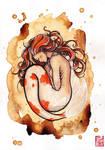 The little Mermaid by Lilith-Samsa