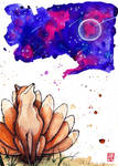 A Fox Dream by Lilith-Samsa