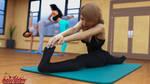 Easy Street Yoga: Kelsey Warms Up by beWilderGames