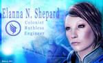 Shepard ID: Elanna by Belanna42