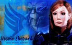 Shepard ID: Nicole by Belanna42