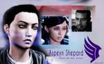 Shepard ID: Aspeyn by Belanna42