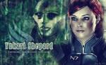 Yukari Shepard by Belanna42