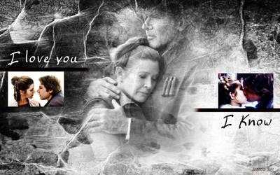 Han and Leia: I love you... by Belanna42