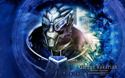 Garrus - Codename by Belanna42