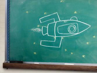 Davy Crockett in Outer Space 2 by aniBoom-Skylar