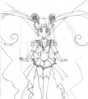 Super Sailor Moon by PrettySoldierPetite