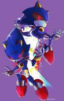 Metal Sonic by ingoguma