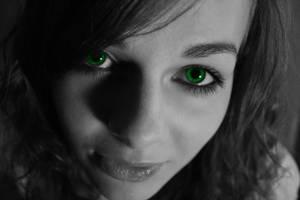 Her Beautiful Eyes by BigosMan