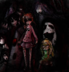 YUME NIKKI by Feicoon