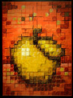 golden apple by TheOutcast1821
