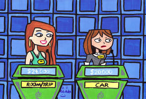 Courtney vs. Courtney on TPIR by DJgames
