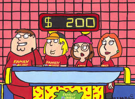 Family Guy on Double Dare by DJgames