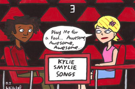 Caitlin and Wyatt on Pyramid by DJgames