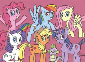 My Little Pony by DJgames
