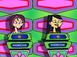 Nikki and Emma in the Showcase by DJgames