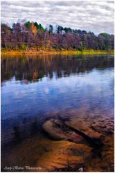 Lithuania River Nemunas by baarisa
