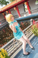 Love Live! Eri cosplay by Astrea-Lin