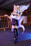K/DA Ahri cosplay by Astrea-Lin
