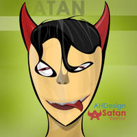 Satan by AHDesigner