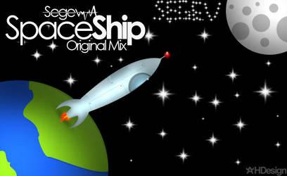 SpaceShip by AHDesigner