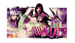 ninjagirl by AHDesigner