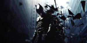 Batman by AHDesigner