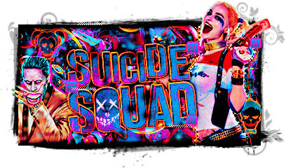 SuicideSQUAD by AHDesigner