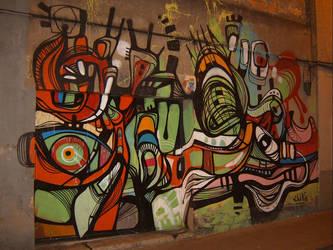 Street Art 1 by paulo2070