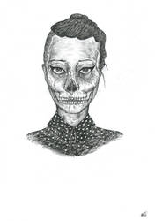 Skinnyfit - selfportrait by nebozka