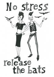 No stress, release the bats by nebozka
