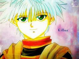 Killua by MegumiTakani13