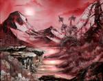 Rocky Falls by sicMoP