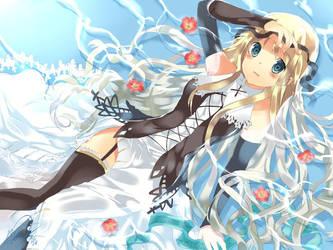 YU - Flowering Hearts by hizukin