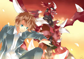 CFV - ETERNAL_FLAME by hizukin