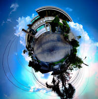 2nd attempt in stereographic by shobijou