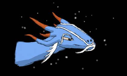 My Dragon by Krichotomy