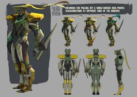 Stealth Assassin by orochi-spawn