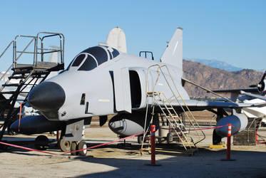 RF-4C Under Restoration by IFlySNA94