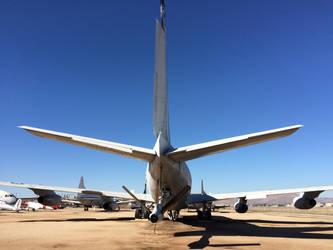 Rear KC-135 by IFlySNA94