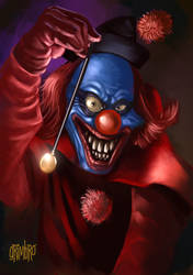 13 Nights 2007 Ghost Clown by Grimbro