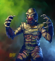 13 Nights 2009 The Creature by Grimbro