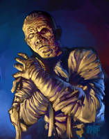 13 Nights 2009 The Mummy by Grimbro