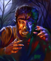 13 Nights 2009 The Wolfman by Grimbro
